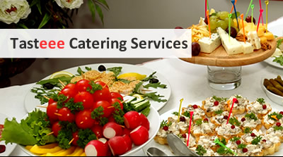 Tasteee Catering Services - Caterers in Scotland - Caterers Scotland